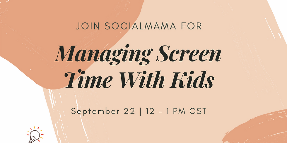 Managing Screen Time with Kids During Virtual Learning