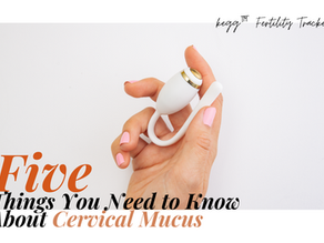 5 Things You Need to Know About Cervical Mucus