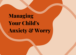 A Licensed Therapist's 3 Tips for Managing Your Child's Anxiety