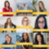 Collage of the Experts who work for SocialMama