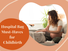 Hospital Bag Checklist for Childbirth *Updated for COVID-19*