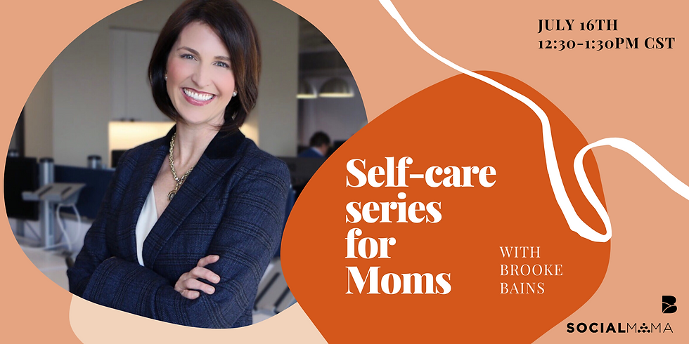 Self Care Series for Moms
