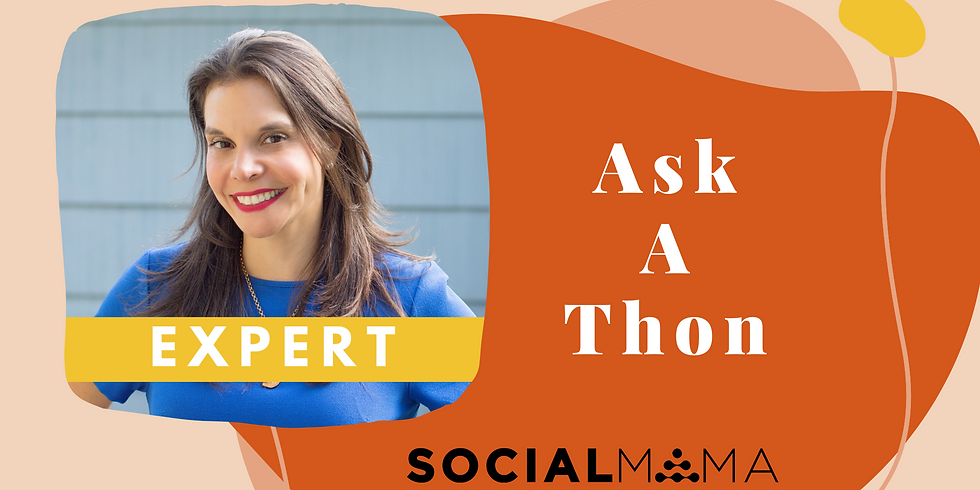 Expert Ask-A-Thon (Potty Training)