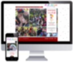עיצוב אתר למפעילים לילדים