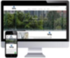 עיצוב אתר לחברת ייצור זכוכית