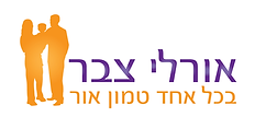 עיצוב לוגו אורלי צבר
