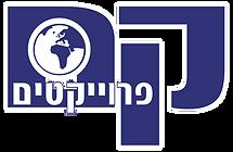 עיצוב לוגו לחברת פרוייקטים