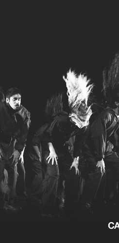SHOW_iN 1 / Danza de las cabezas