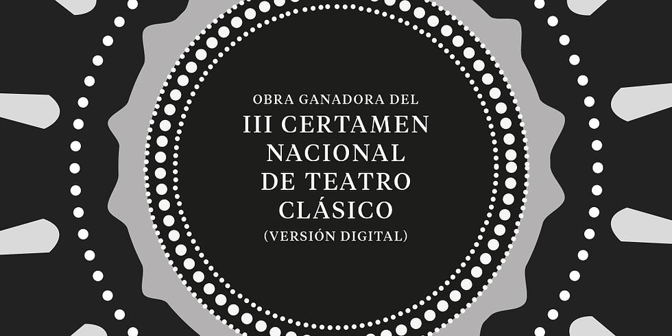 Obra Ganadora: Don Gil Express. III Certamen Nacional de Teatro Clásico (versión digital)