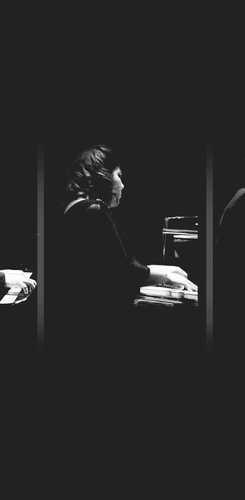 Beethoven en blanco y negro
