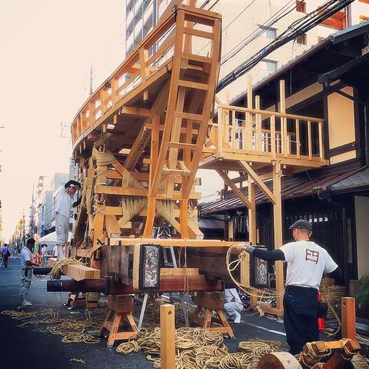For Gion Festival