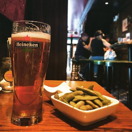 Ilish Pub in Kyoto