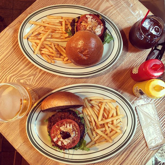 Gourmet Hamburger