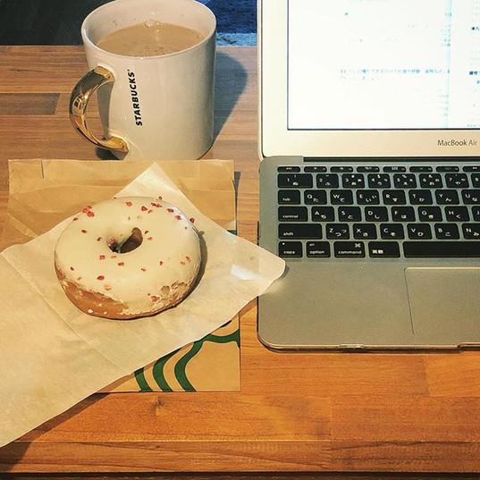 STARBUCKS Donut