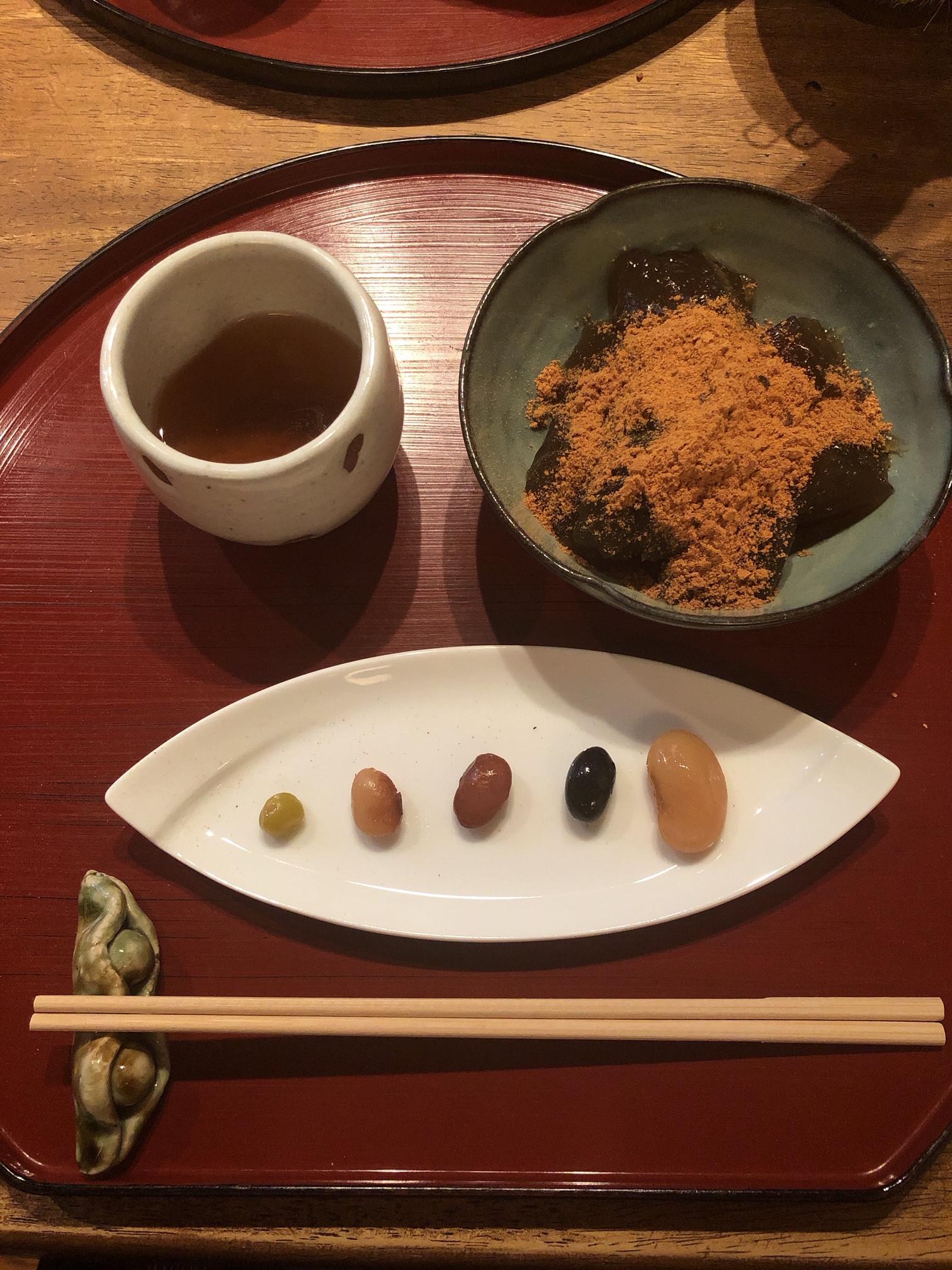 Explore Nishiki Market & Japanese sweet