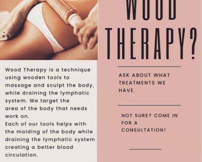 HISTORY OF WOOD THERAPY