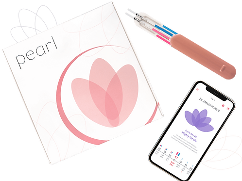 Pearl Kit & Stellar Mama Folate Combo