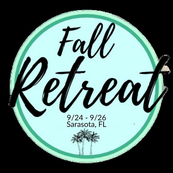 Fall Retreat 2021