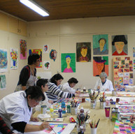 animation d'ateliers adultes Centre social Hem