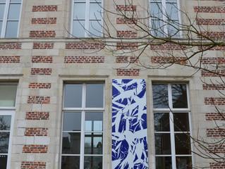 """Marginalia"" : Alechinsky au musée Matisse"