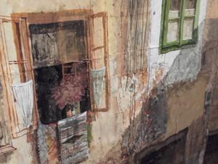 Exposition Safet ZEC La peinture et la vie à l'Hospice Comtesse à Lille