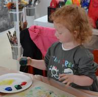 arts plastiques et jeunes enfants
