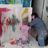 atelier parent avec enfant à partir de 18 mois