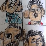 portraits réalisés par enfants.jpg