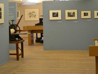 Richard DAVIES au musée du dessin et de l'estampe originale à Gravelines (Nord)