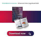 Solar Market in Australia - A Carnival of the Large-scale Solar