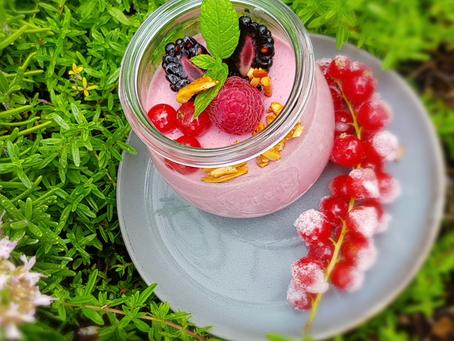 Beerenmousse - das fruchtig-leichte Sommerdessert