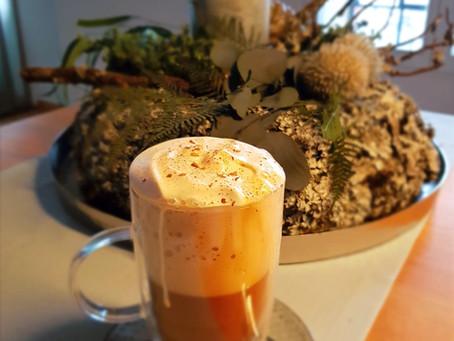 Adventskaffee: Spekulatius-Espuma