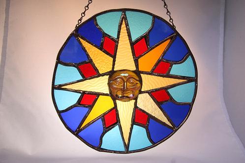 """Sun Mandala 7.5"""""""