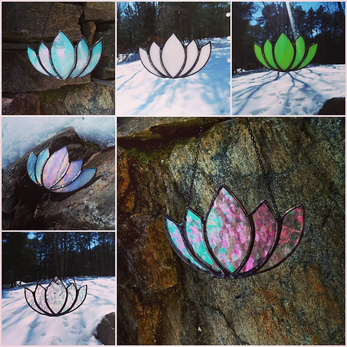 Lotus Flower- Small