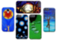IPhone and Galaxy Cases