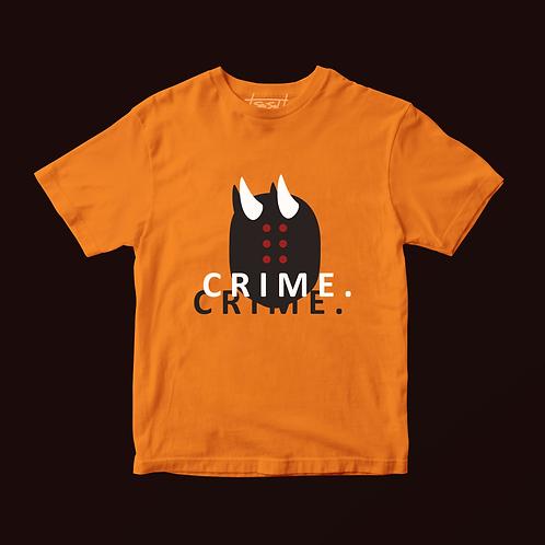 CRIME. tee