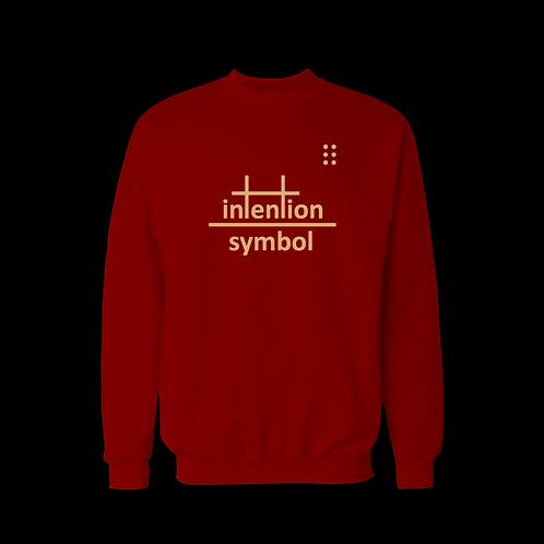 INTENTION sweatshirt