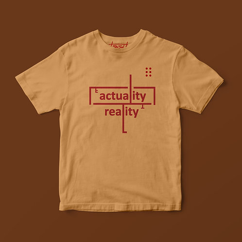 actuality? tee