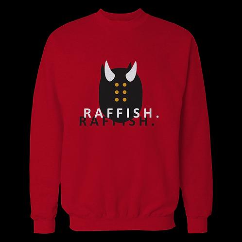 RAFFISH. af sweatshirt