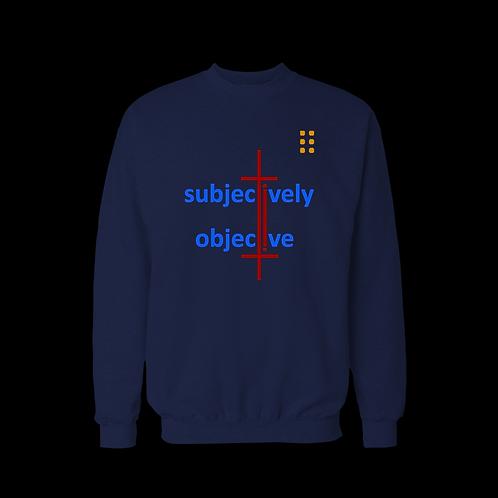 subjective sweatshirt