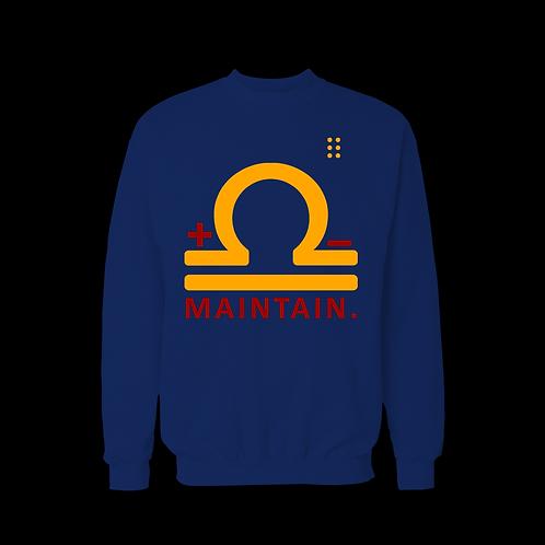 MAINTAIN sweatshirt