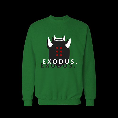 EXODUS. sweatshirt
