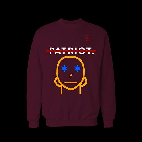 PATRIOT? sweatshirt