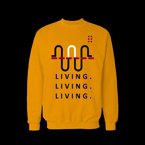 LIVING sweatshirt