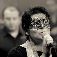 Frederique Loiseau, professeur de chant à l'école Solidanse