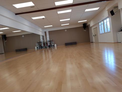 Salle de danse Solidanse
