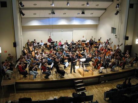 Siba Orchestra and Paavo Berglund