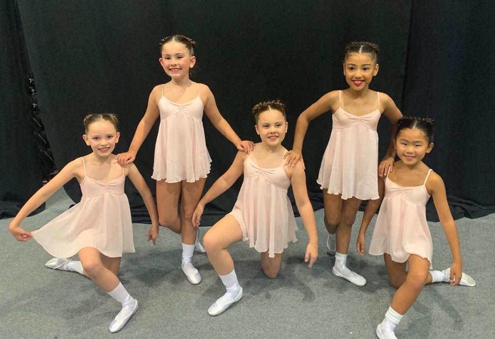 Swale 2019 Ballet grade 3