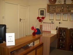 Footsies office