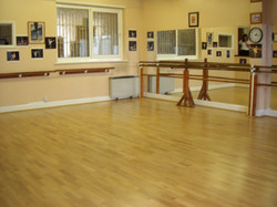 New sprung floor